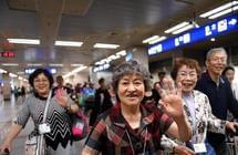 日本最大规模遗孤代表团赴中感恩养父母
