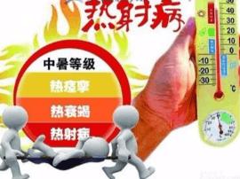 晋城发现6例热射病患者 2名死亡 3人未脱离危险
