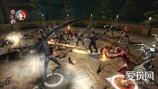 游戏史上的今天:漫威乱斗《漫画英雄 终极联盟2》