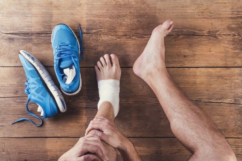 这5种伤病别自我治疗 跑者需尽快就医