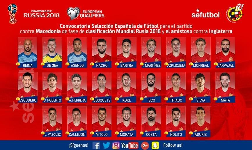 9778澳门威尼斯人:西班牙队最新名单:阿杜里斯回归_法布雷加斯落选