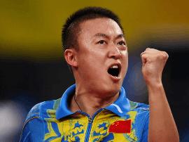 运城市小运动员全国少儿乒乓球赛获得一金一银两铜
