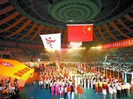 湖北省首届老年人体育健身大会收官
