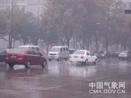 河南气温有起伏 本周部分地区有雷电大风和降雨