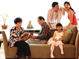 江苏将建亲情养老住宅 赡养父母纳入诚信档案
