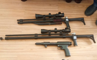 长治警方破获一起通过寄递非法制造 买卖枪支案