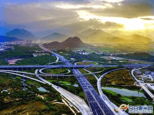 以后有人问你惠州有啥美景,就带TA走这4条公路!