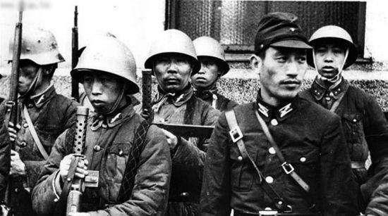 抗战期间,汪伪政权有多少伪军?
