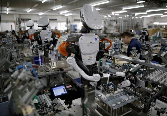 劳动力极其短缺!日本中型企业纷纷计划购买机器人