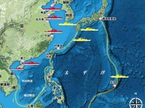 朝媒称或向关岛发射4枚远程导弹 将飞越日本领空
