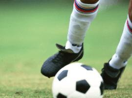 业余足球超级擂主赛闭幕  16支业余球队一争高低