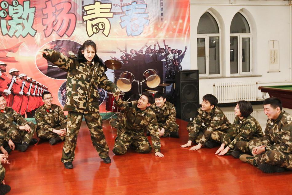 《高能少年团》王俊凯杨紫张一山鼓励少年敞开心扉