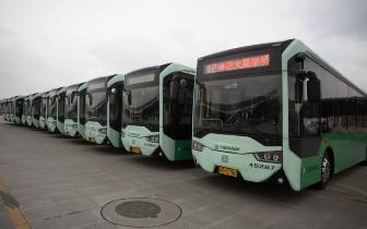 周末快去坐公交休闲线路 选择公共自行车更方便!