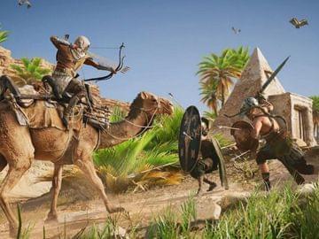 育碧:《刺客信条:起源》战斗系统将有变化