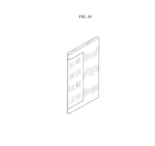 三星最新专利:环绕显示手机
