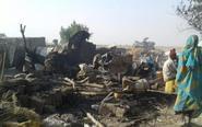 尼日利亚军机误袭难民营
