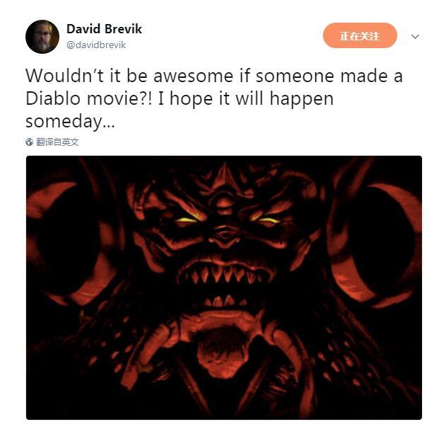 如果暗黑破坏神拍成电影 演员应该怎么选?