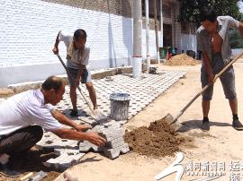 闻喜县东镇扎实推进农村环境卫生整治行动