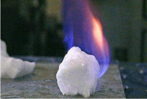中美日竞逐可燃冰:资源量相当传统化石燃料两倍
