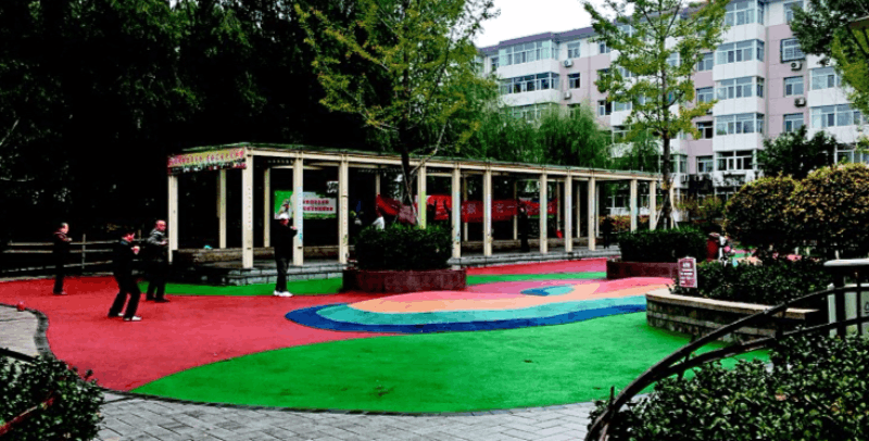 太原城北最大的社区服务中心改造完成