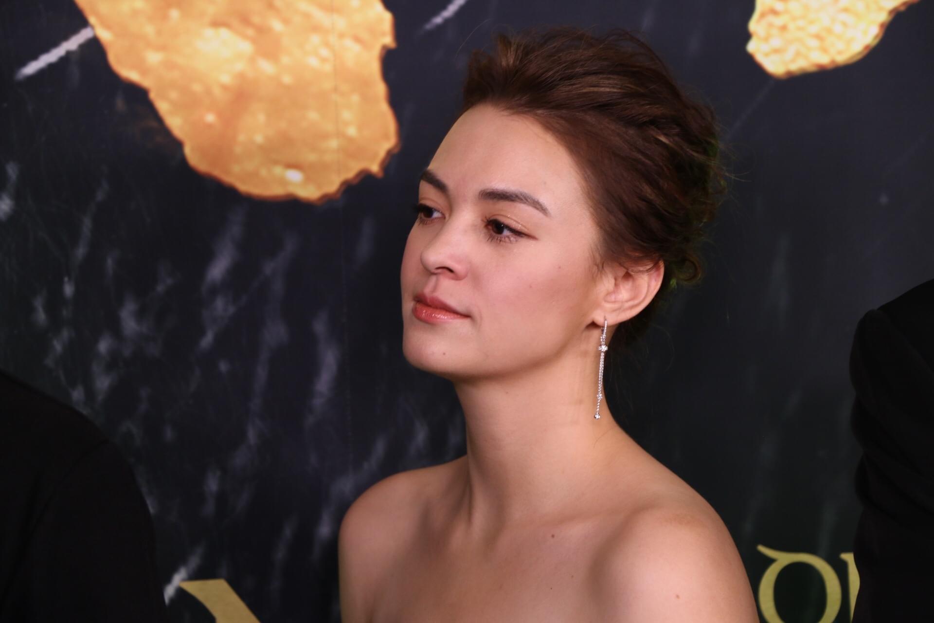 张榕容:曾和黄轩开玩笑要演最牛导演的古装片
