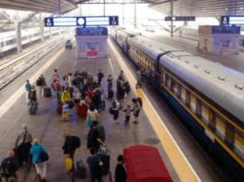 1月1日全国铁路预计发送旅客1100万人次