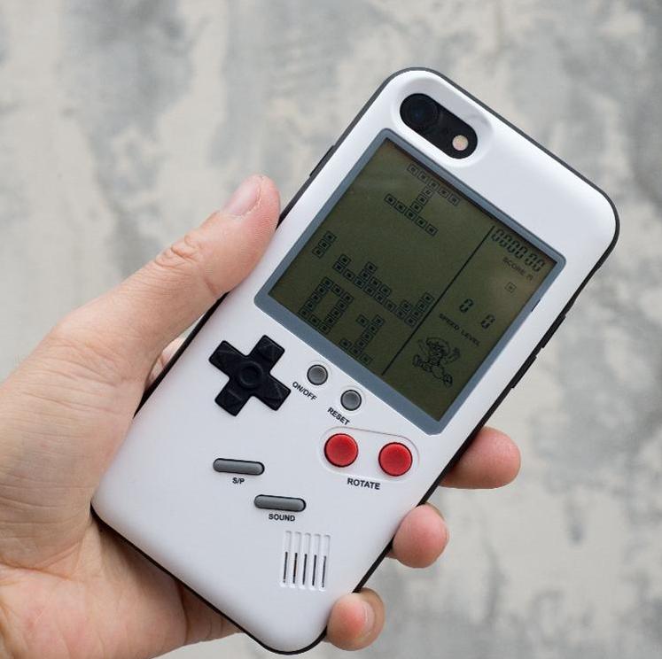 手机壳+外设!掌机老玩家福利iPhone变身GameBoy