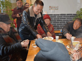 平陆:65个贫困户成为火锅店座上宾
