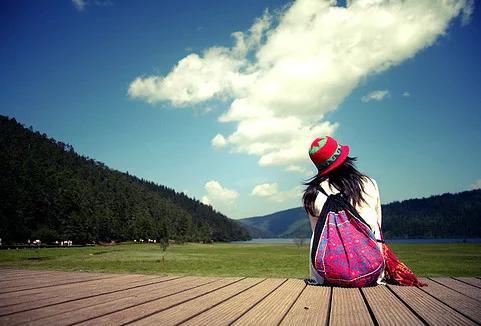 旅行 只是旅行 渴望一个人的旅行!