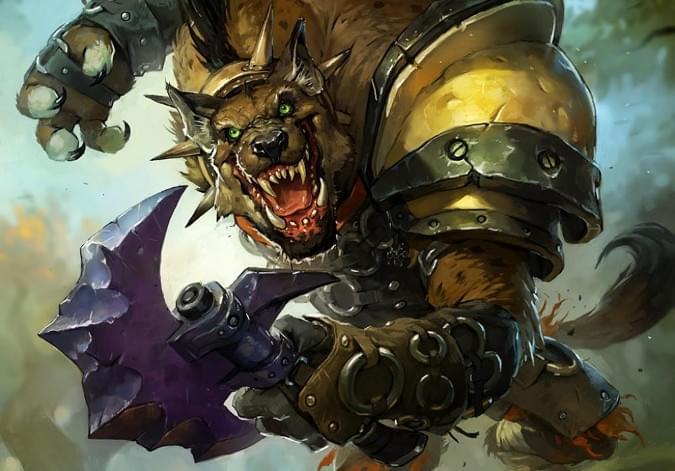 魔兽历史杂谈:豺狼人威胁下建立暴风城