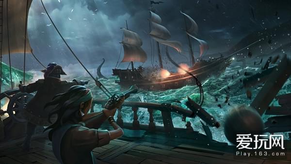 想成为海贼吗?《盗贼之海》周末将开启测试