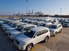 海沧保税港区汽车整车进口口岸正式启用