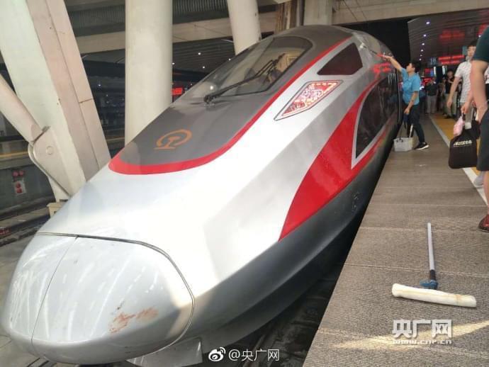 复兴号京津冀开跑时速300公里 全程可用WiFi