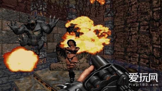 游戏史上的今天:原始杀戮盛宴《影子武士》