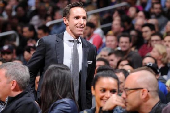 納什擔任新職務助NBA全球擴張 著力培養外國天賦