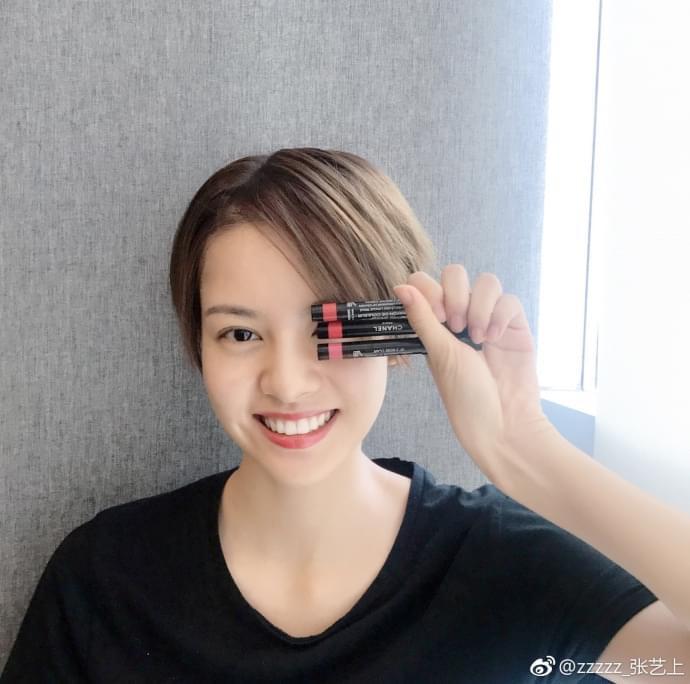 张艺上实力cos金刚狼 网友:撞脸魏大勋