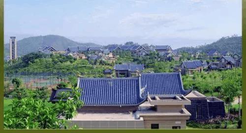 惠城有个黄沙洞村,村民在家里就能泡温泉