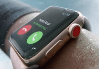 第三代苹果表热销 三季度苹果可穿戴份额反超小