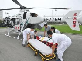 青岛今年将在立体救护方面再添置一架直升机