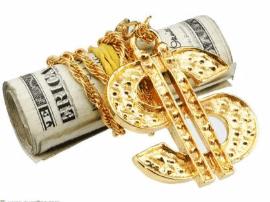 金饰品每克再涨10元钱 黄金将会继续被推高