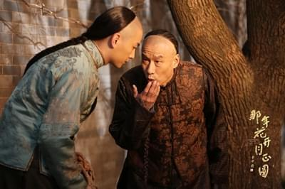 """陈晓《那年花开》喊话孙俪:""""我一定要收了你!"""""""