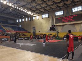 中国大学生3X3篮球联赛(山西赛区)尘埃落定