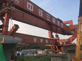 济青高铁高速段最后一片箱梁架设完成 7月底铺设轨道