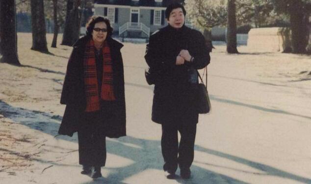 西游记摄像师王崇秋:怀念我的妻子杨洁