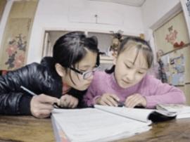 小老师尤小燕:昔年受人帮助  如今长大帮助他人