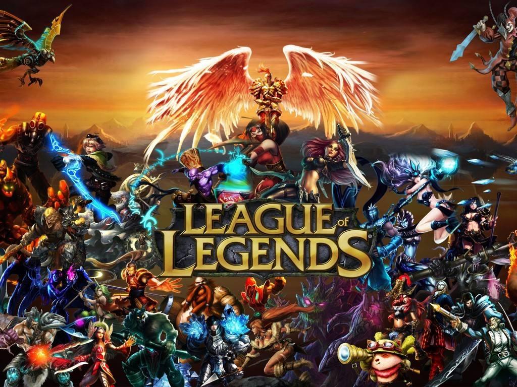 《英雄联盟》等6款游戏入选雅加达亚运会电竞项目