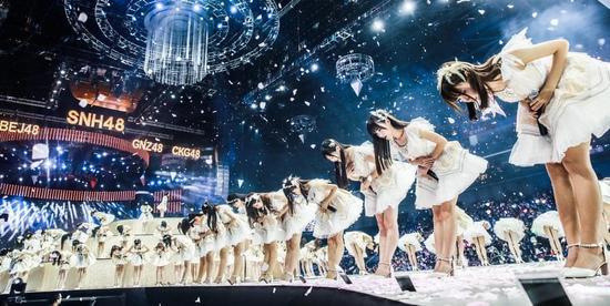 SNH48重庆姐妹团成立 11月将迎出道公演