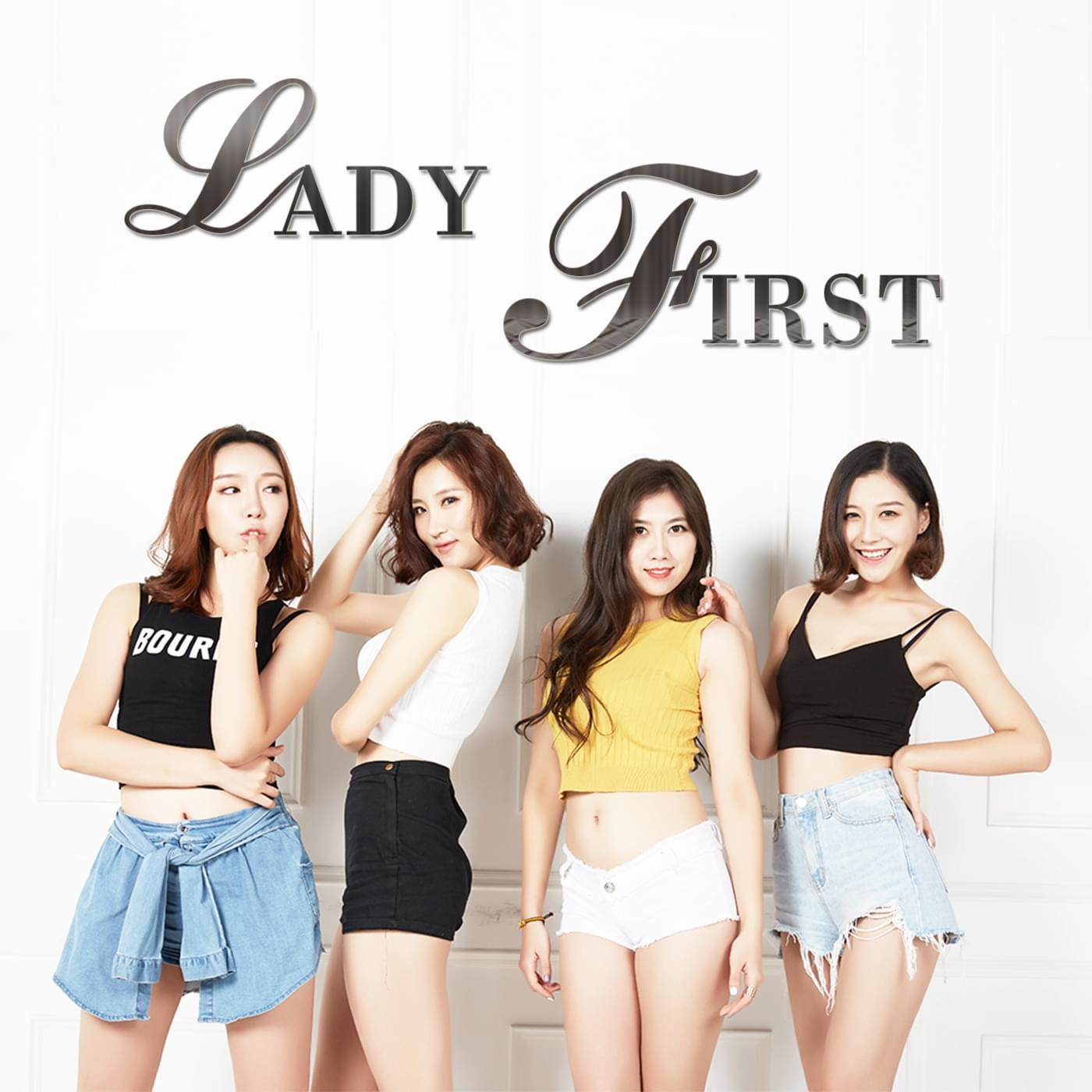 Lady First。