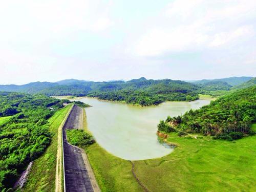 好消息!黄沙洞水库-大岚河将建29公里绿道