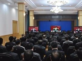 新版甘肃政务服务网启动 赵卫东在天水分会场参加活动